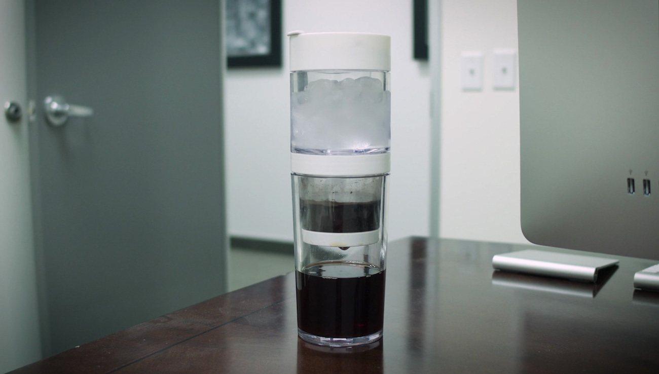 DRIPO Portable Iced Coffee Maker