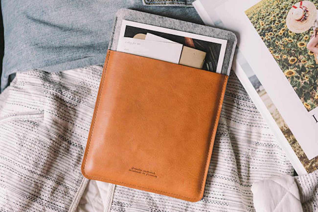 Dandy Leather iPad Pro Pouch