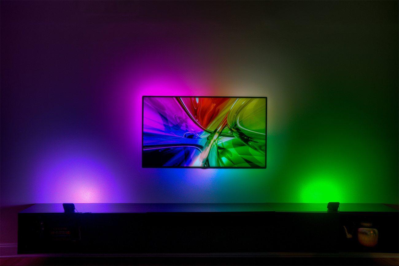 DreamScreen Responsive LED Backlighting » Gadget Flow