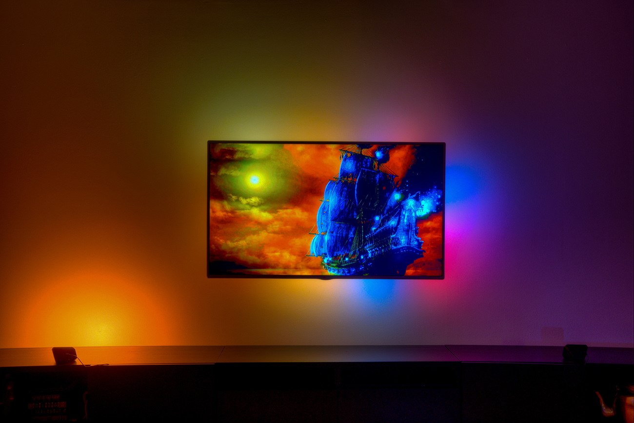 DreamScreen Responsive LED Backlighting