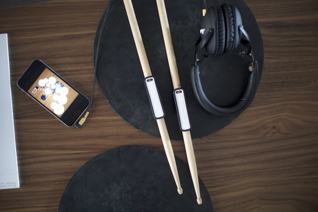 Drumistic Connected Drum Kit
