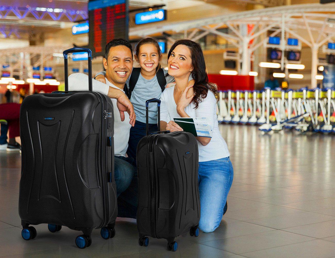 E-CASE Smart Check-In Luggage