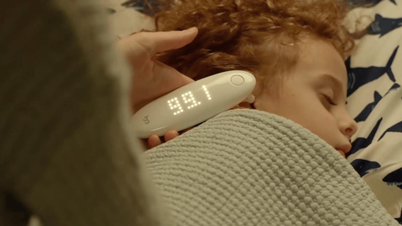 Earmo Smart Ear Thermometer