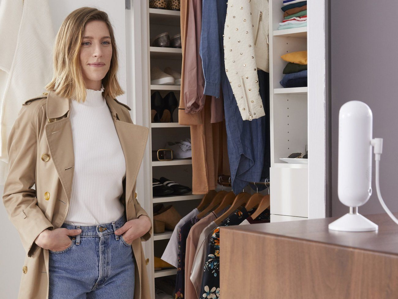 Echo Look Is Your Intelligent Fashion Guide