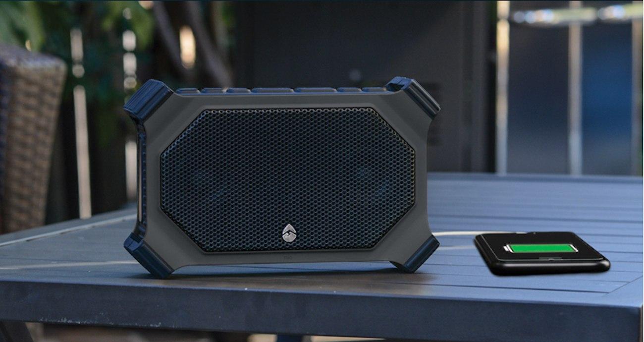 EcoSlate Portable 20W Speaker