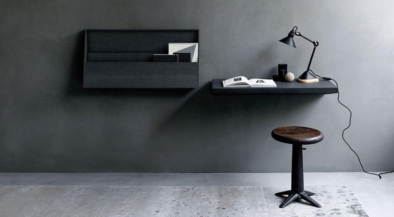 fju multifunctional storage desk gadget flow. Black Bedroom Furniture Sets. Home Design Ideas