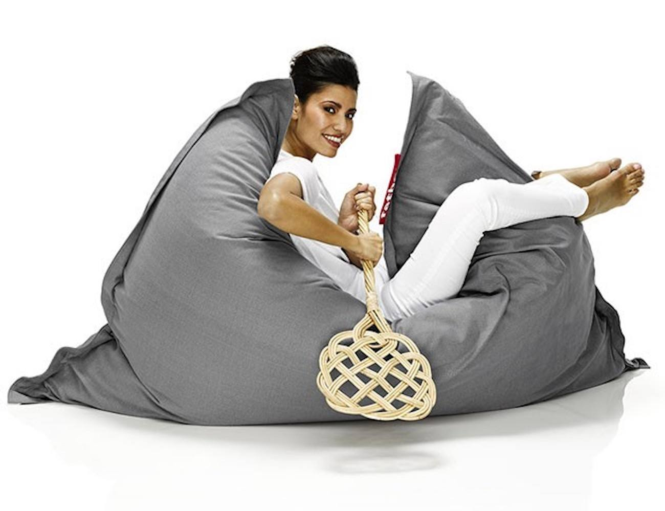 ... Fatboy Stonewashed Bean Bag - Fatboy Stonewashed Bean Bag » Gadget Flow