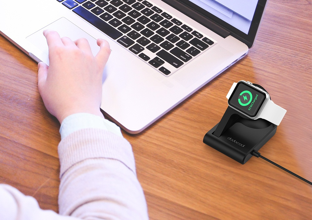Foldable Apple Watch Charging Dock