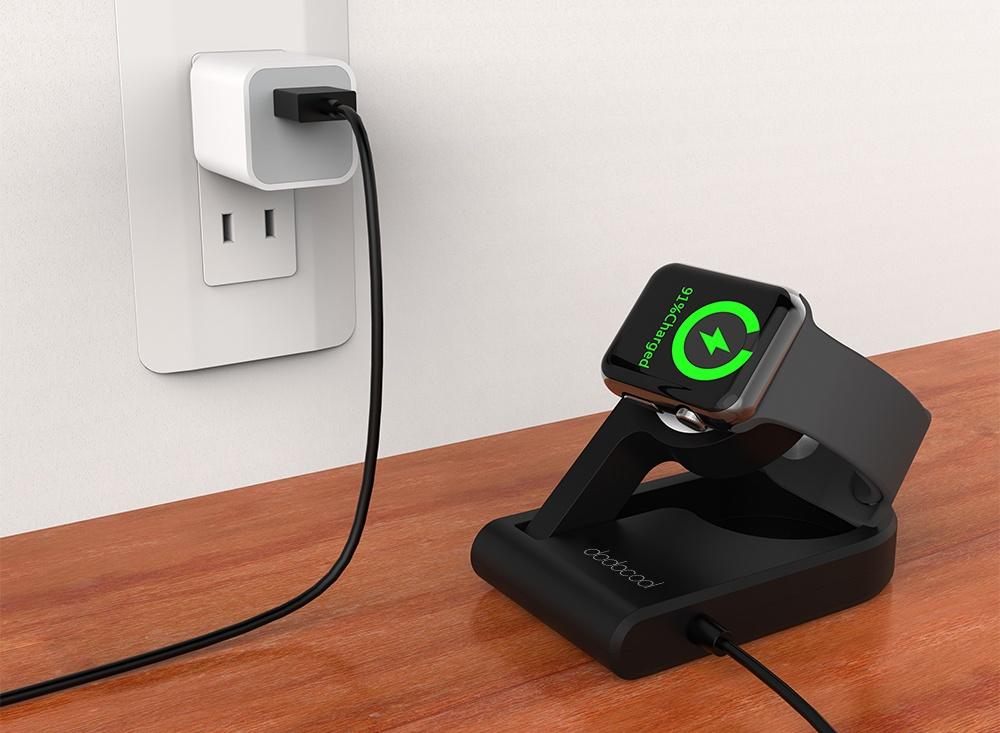 Foldable Apple Watch Charging Dock