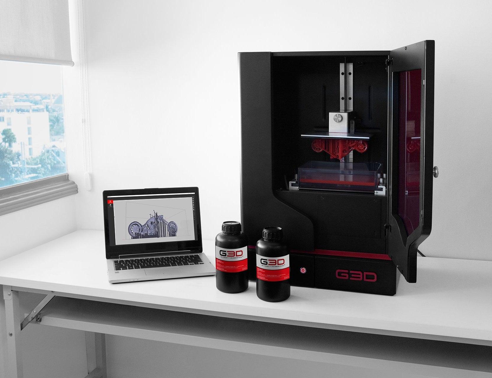 G3D T-1000 SLA/DLP 3D Printer