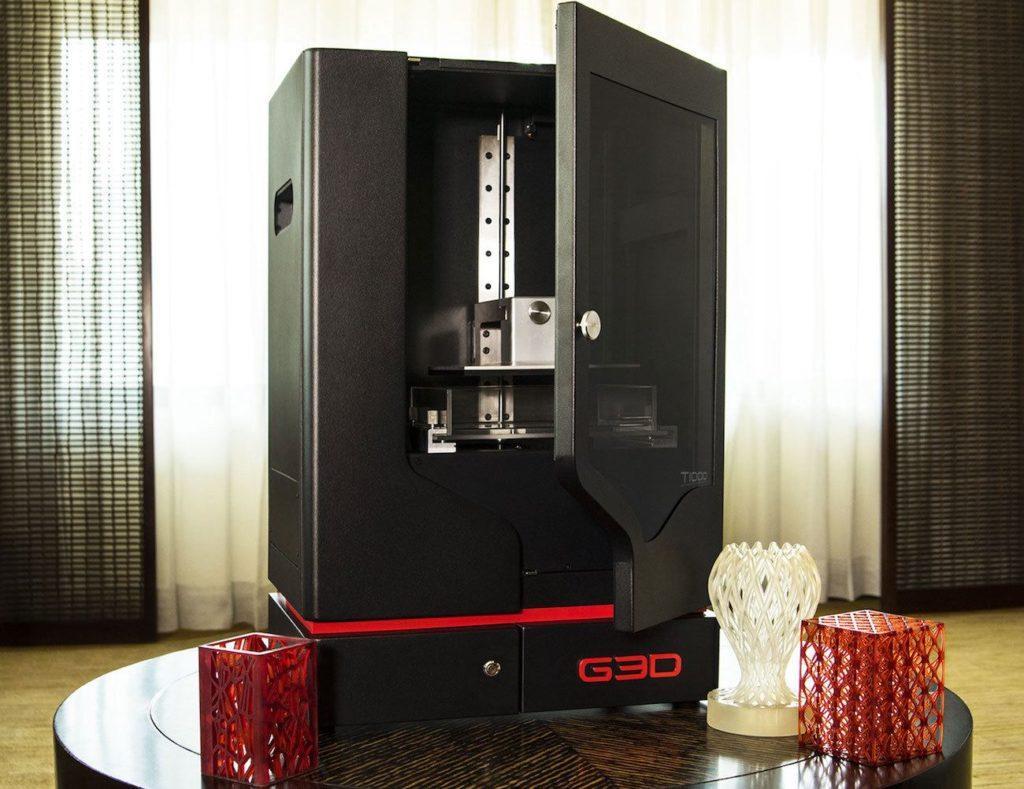 T-1000 3D printer