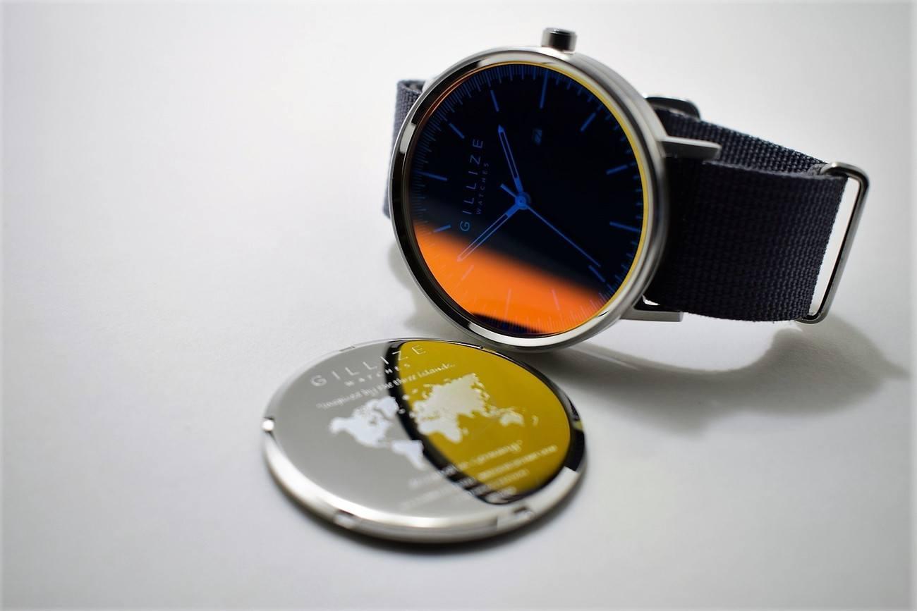 GILLIZE Distinctive Minimalist Watches