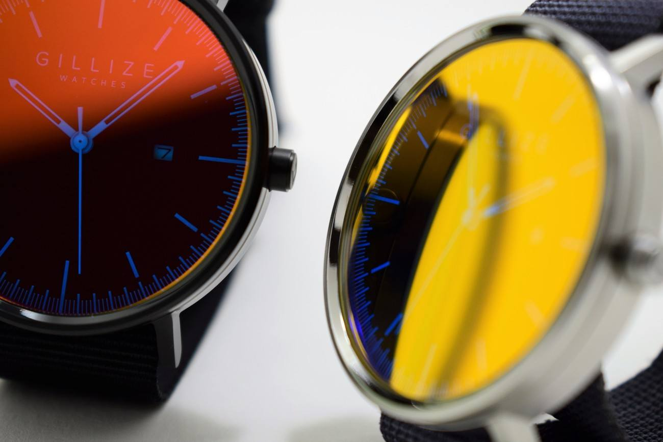 GILLIZE Distinctive Minimalist Watches