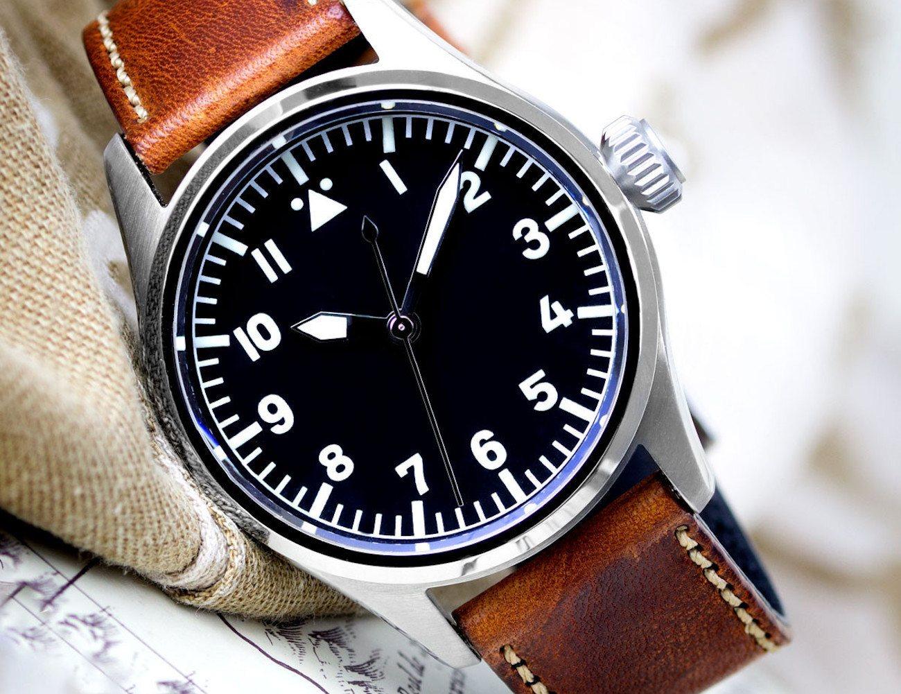 Geckota+K1+L01+Pilot+Watch