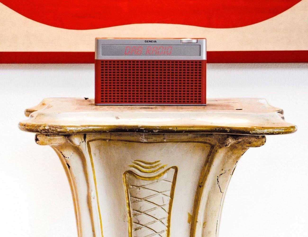 Geneva Touring S Portable HiFi Speaker