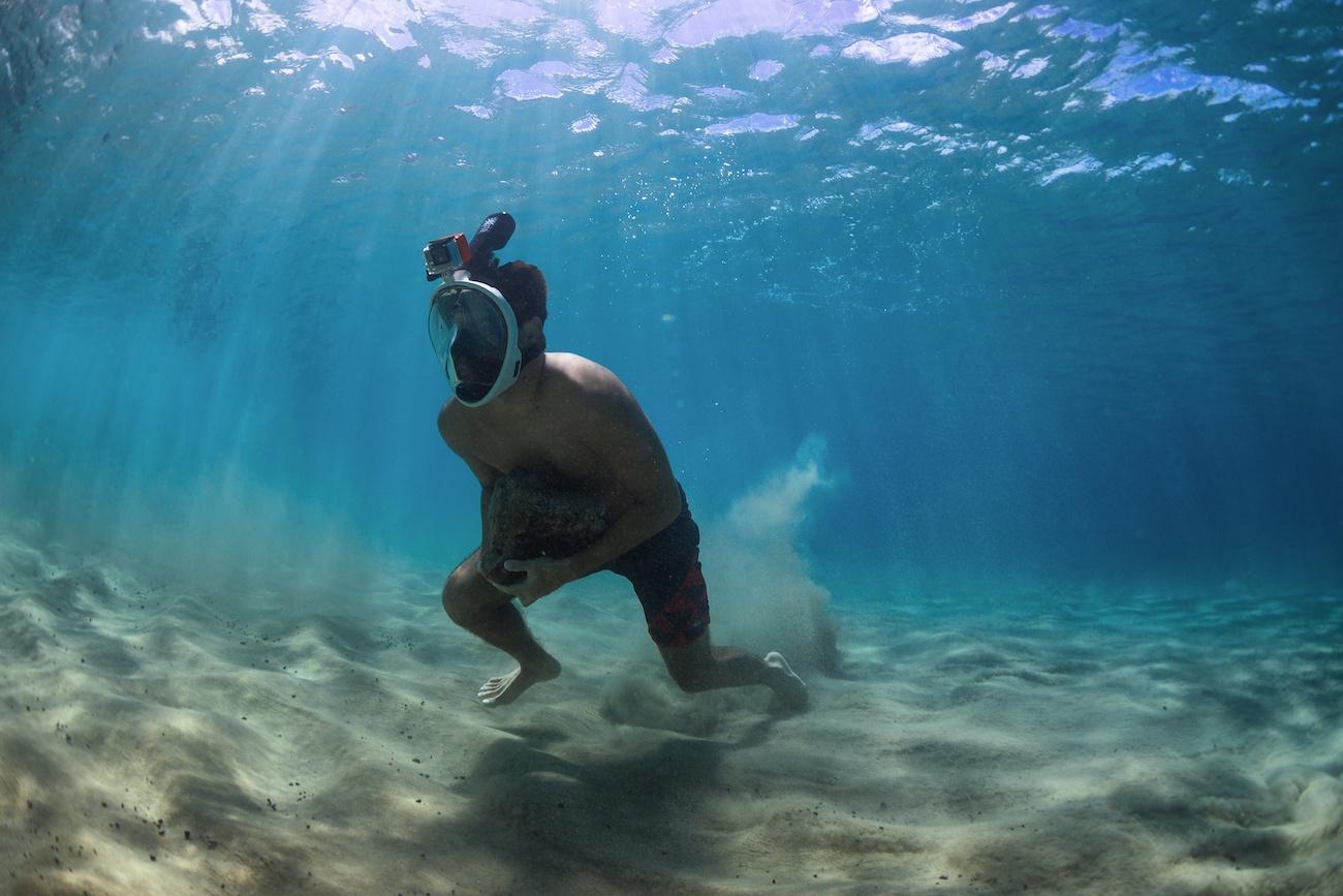 H2o GoPro Underwater Ninja Mask
