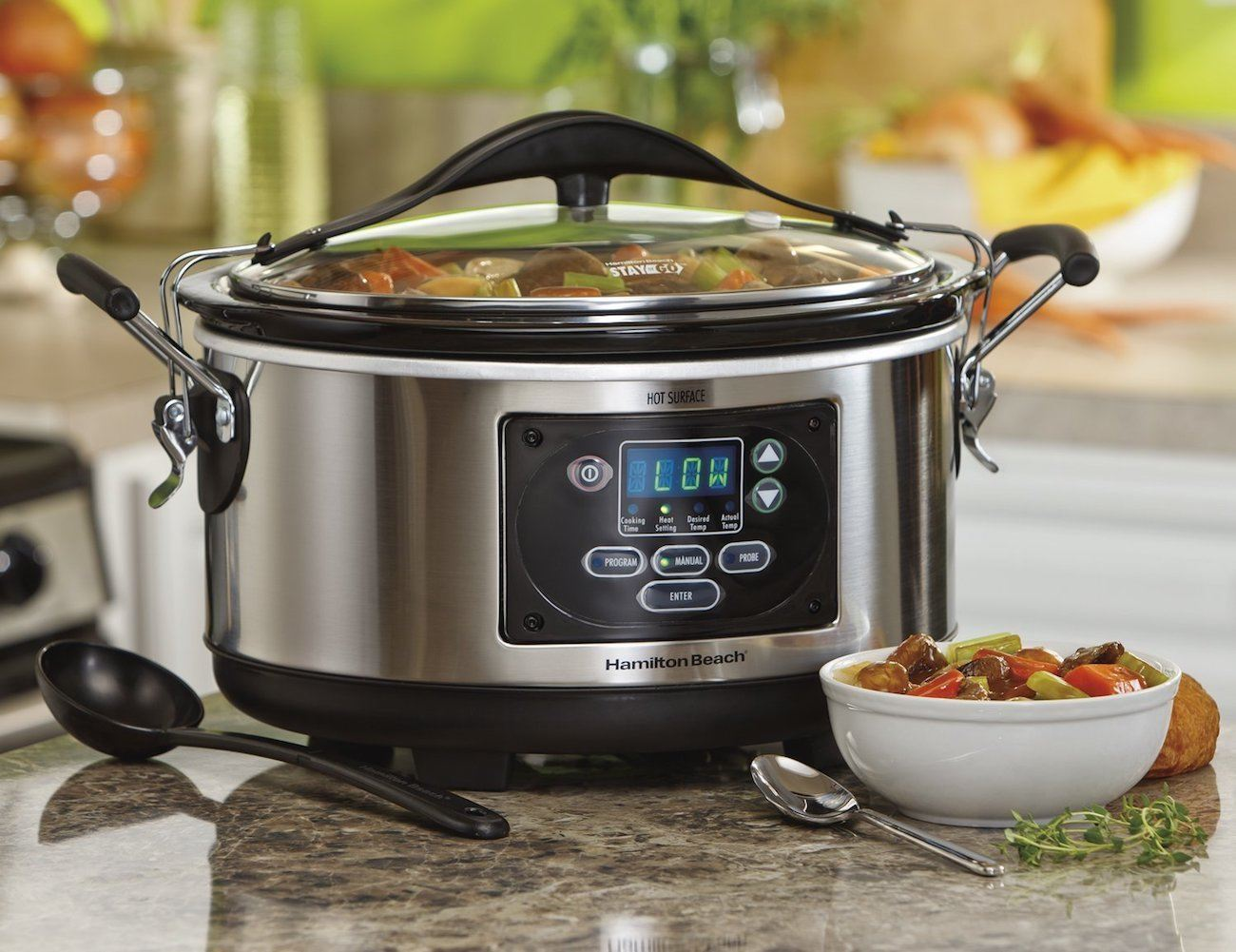 Hamilton Beach Set 'n Forget Slow Cooker