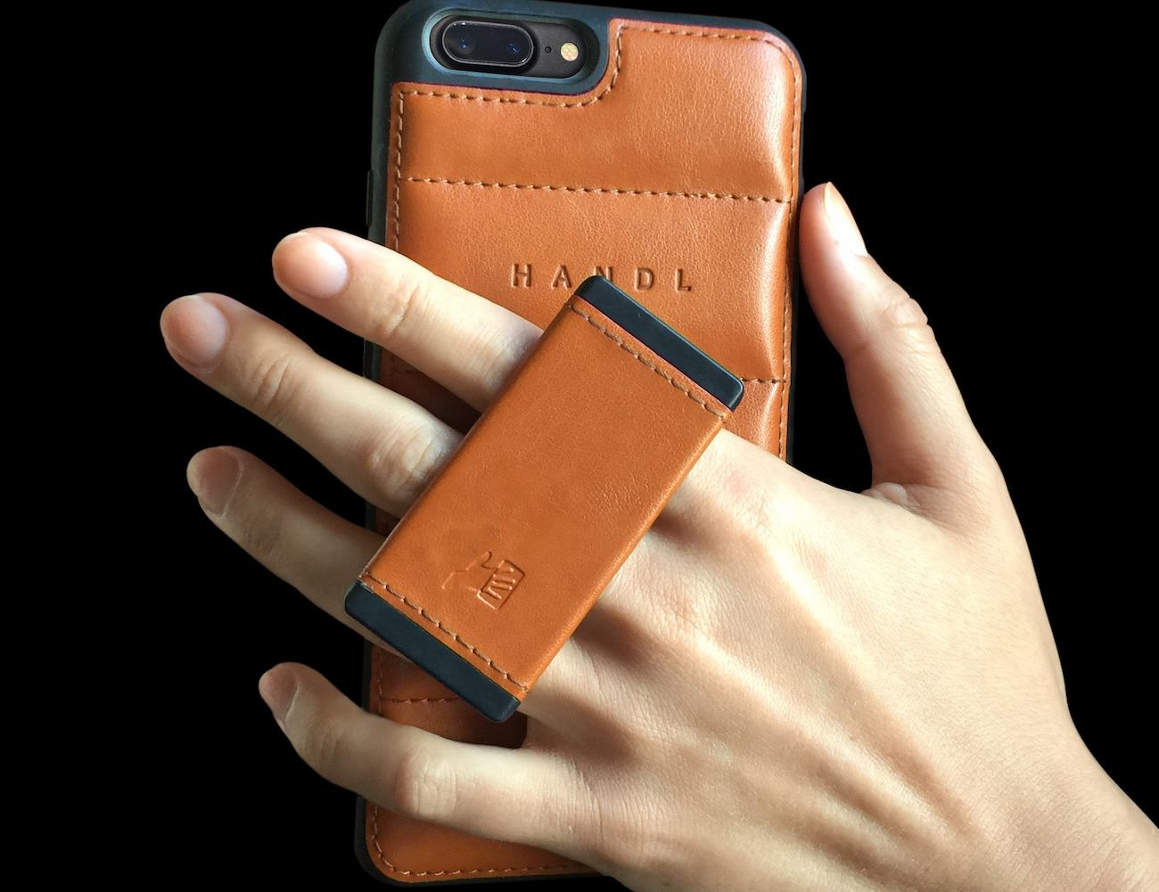 HandL iPhone 7 Gripless Case