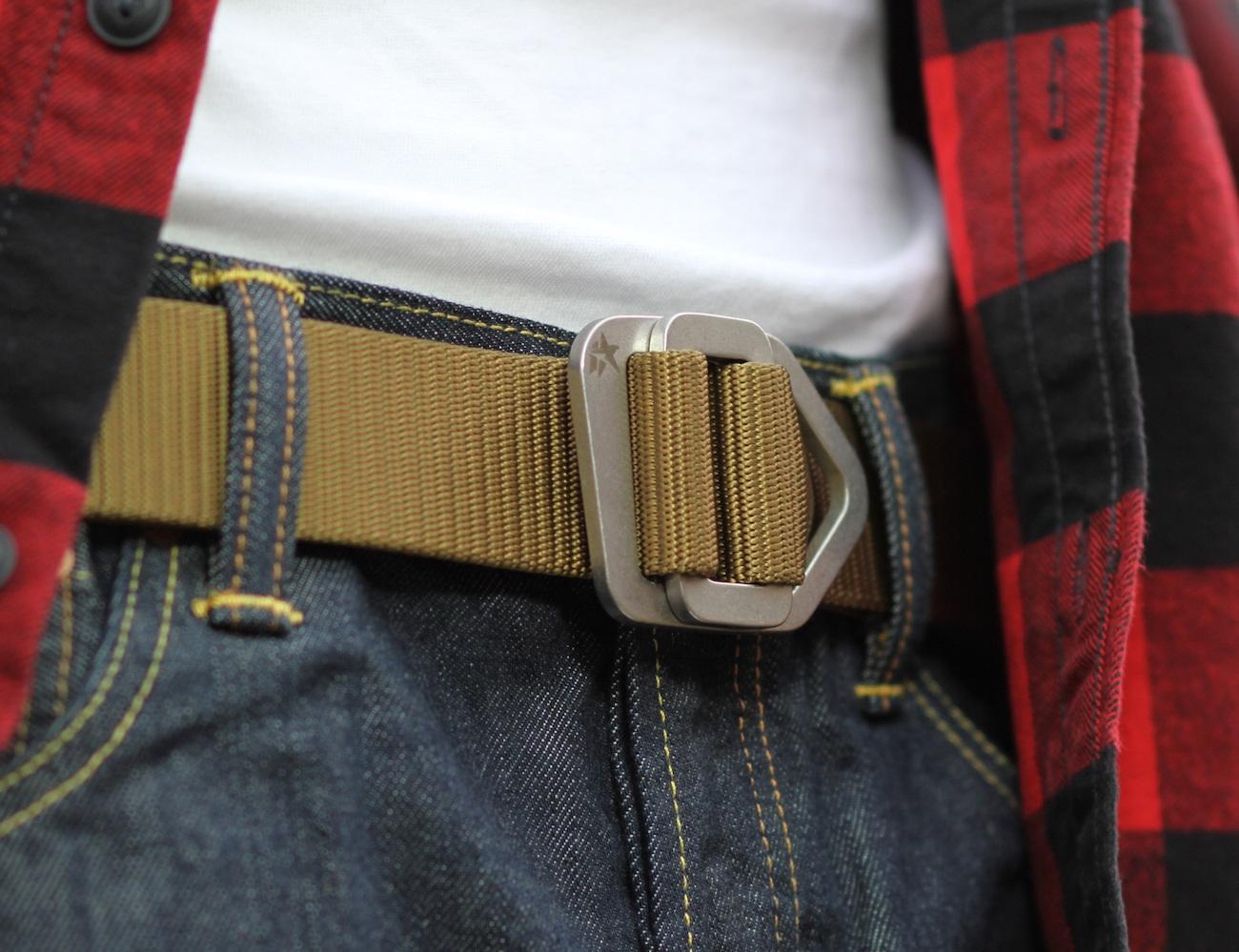 Hawkrigger Belt Switch System