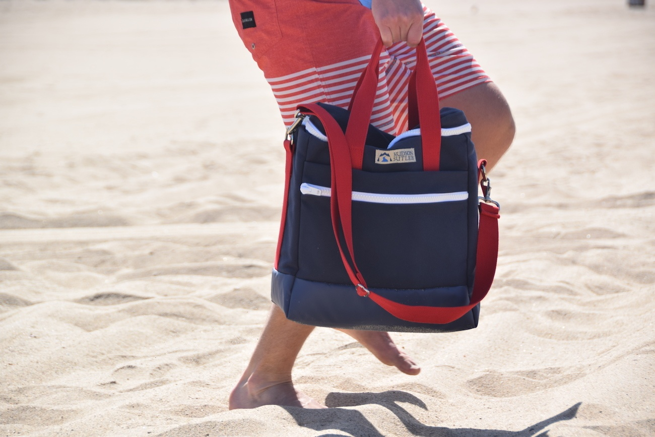 Hudson Sutler Beverage Cooler Bag