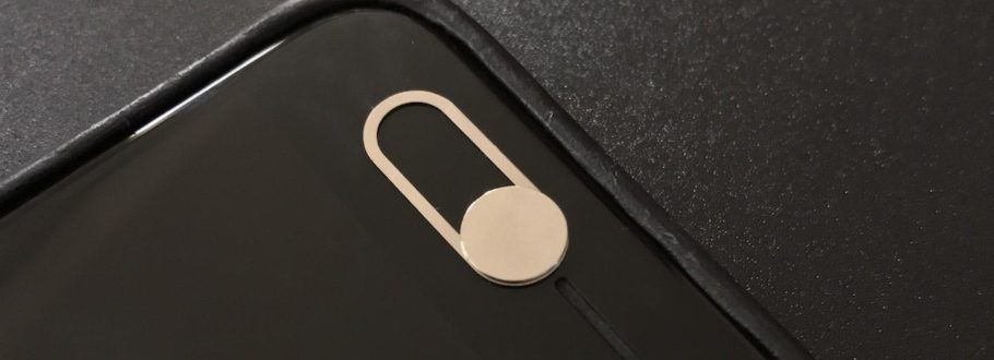 The IS|CC camera cover delivers physical security for your cyber protection