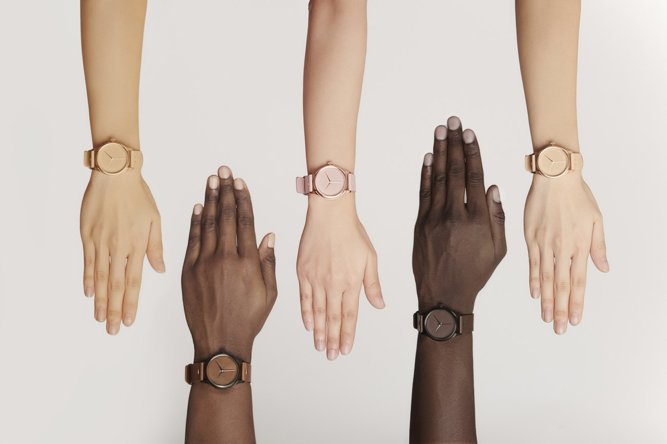 In One's Skin Watch Collection