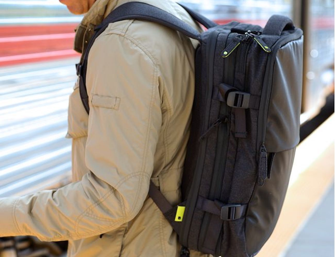Incase EO Travel Backpack
