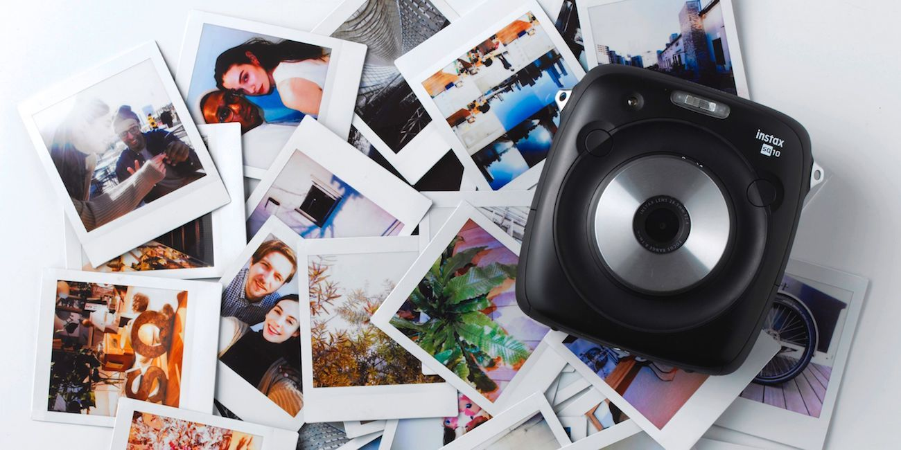 Instax SQ10 Hybrid Digital Camera