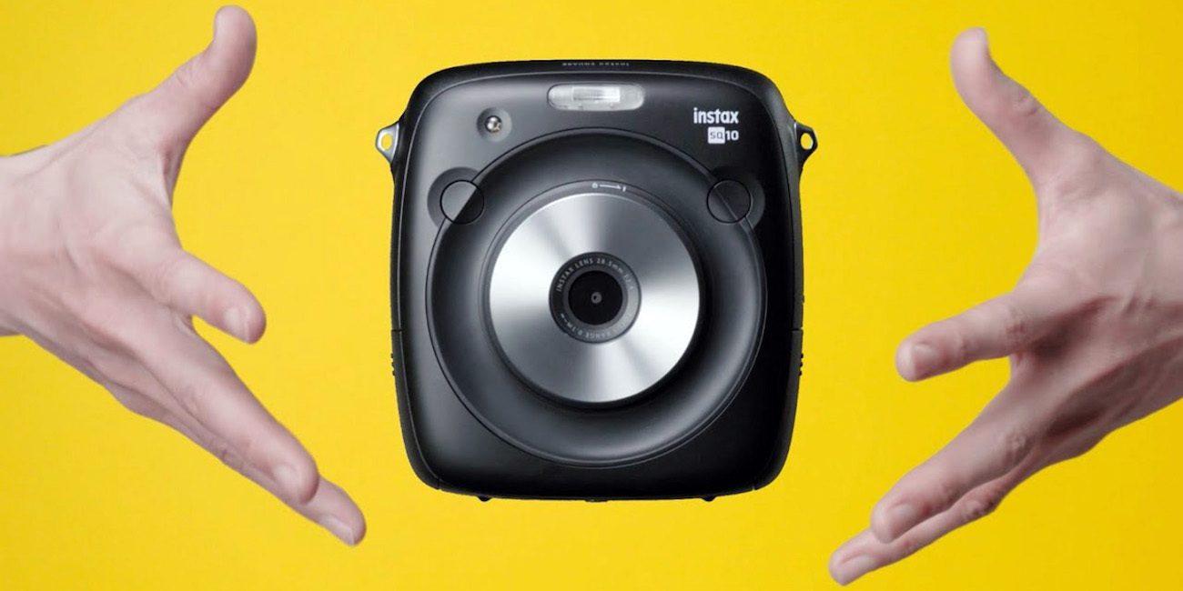 Instax SQ10 Hybrid Digital Camera