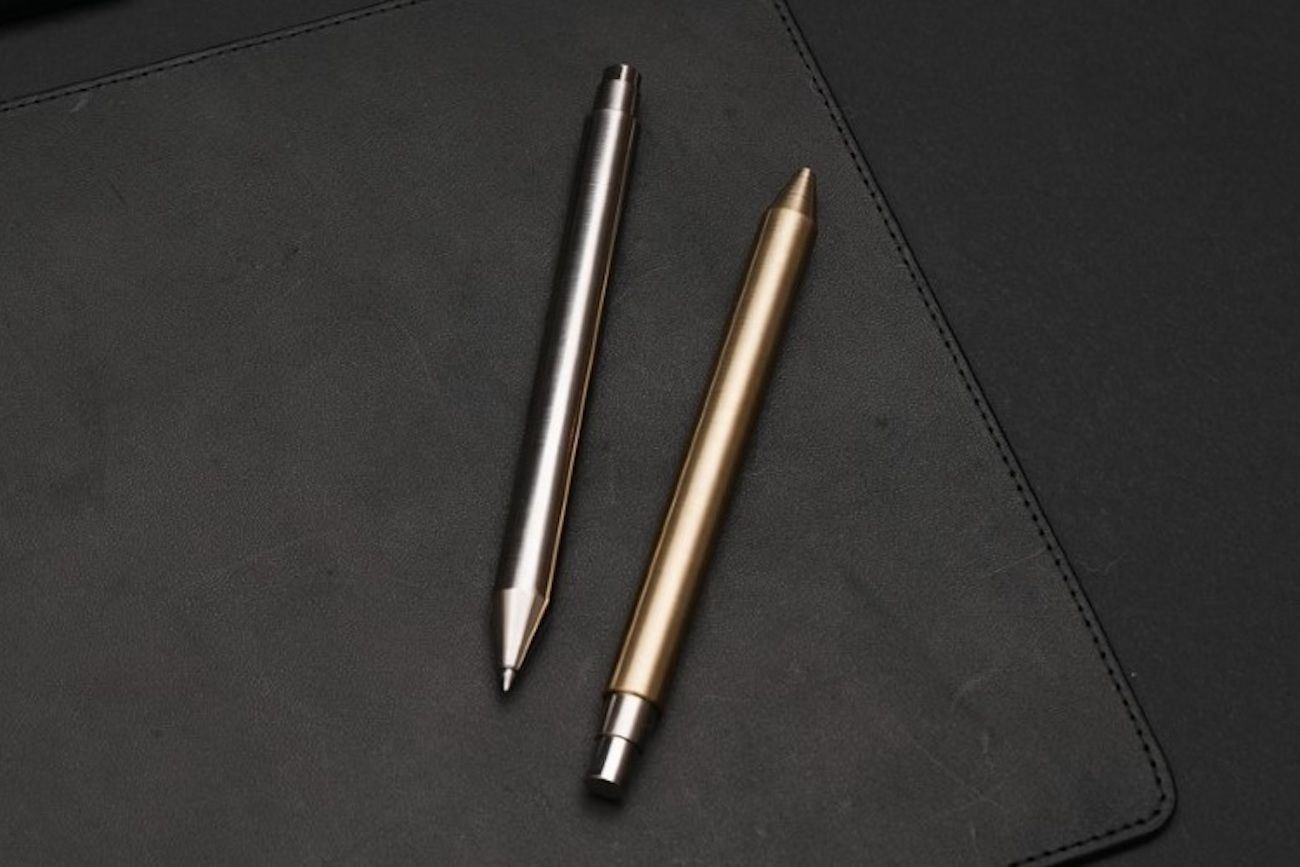 Inventery Metal Mechanical Pen