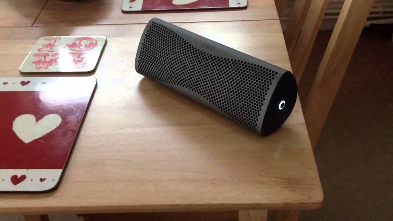 KEF MUO Wireless Bluetooth Speaker » Gadget Flow