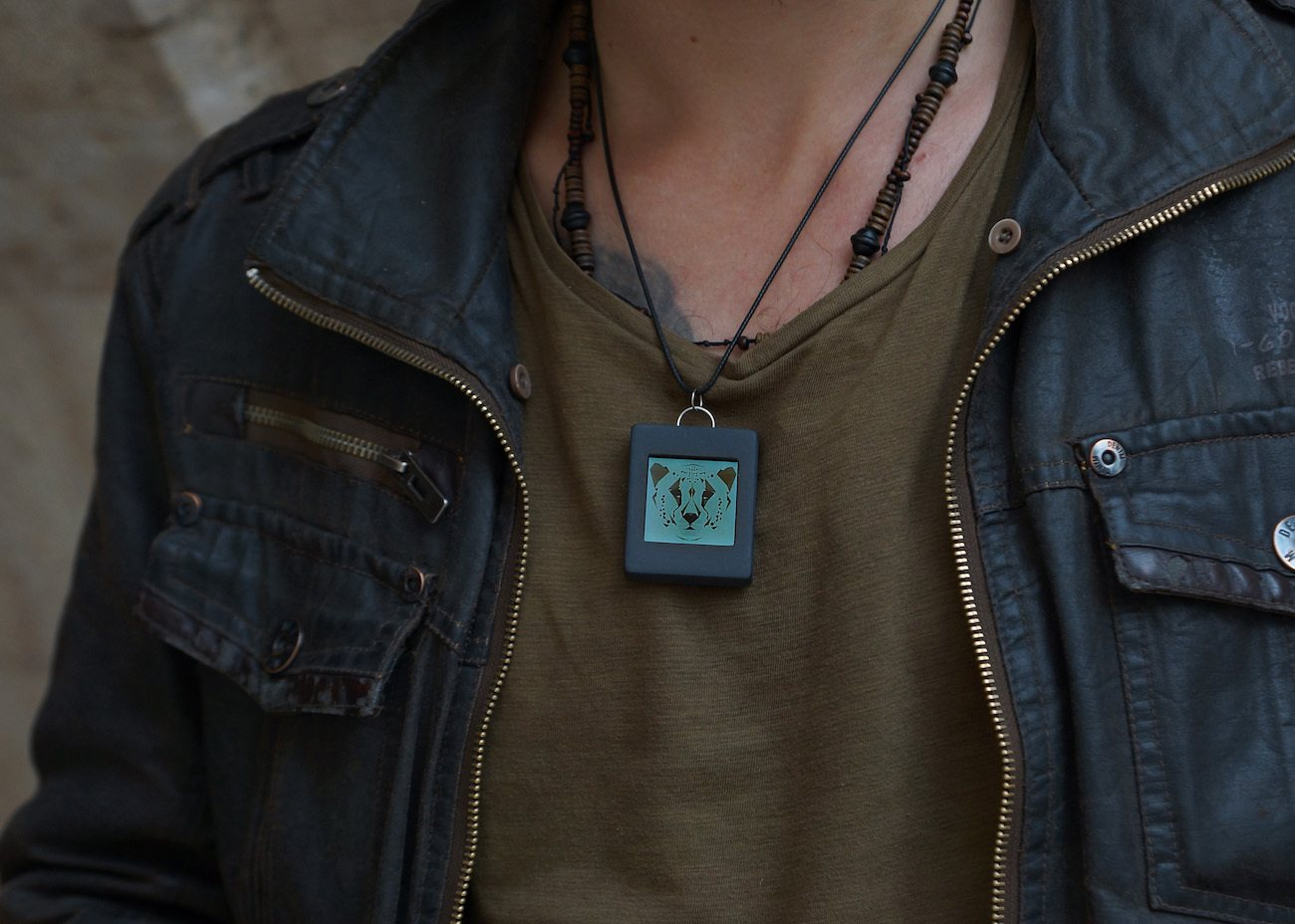 KEID Interactive Digital Necklace