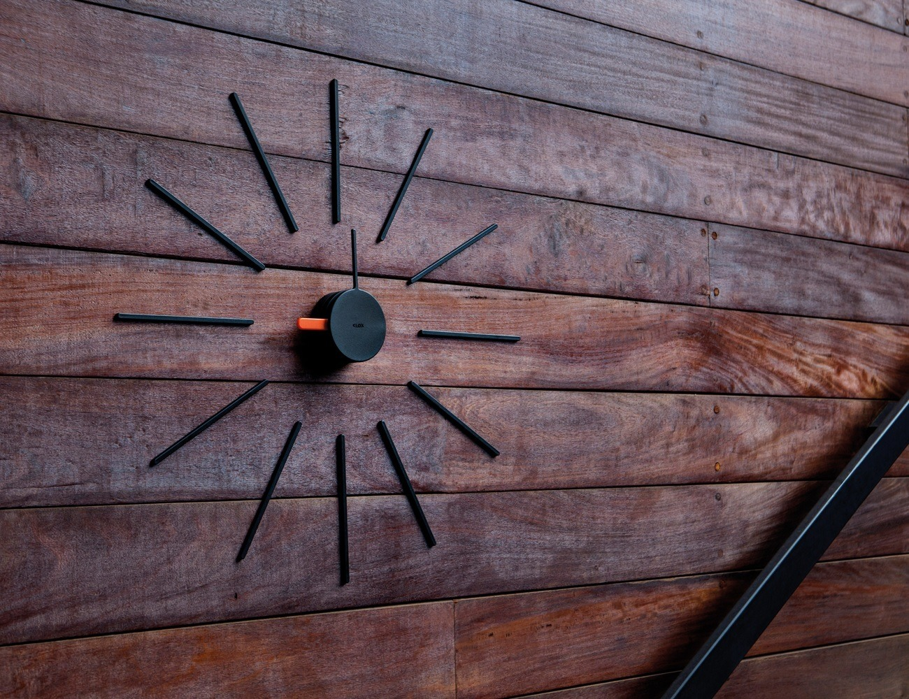 KLOX Urchin Wall Clock