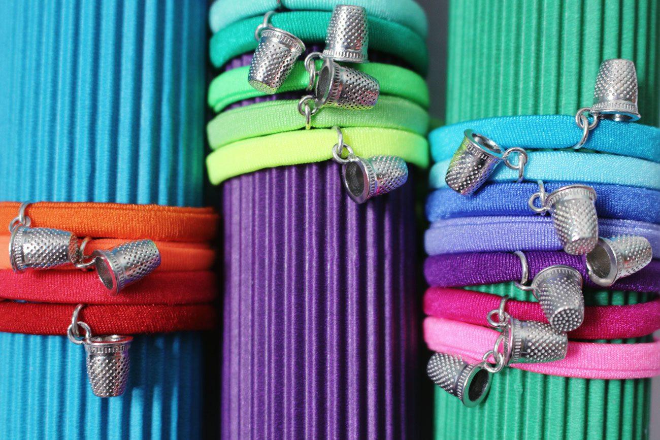 Keep Out Bikini Bracelet