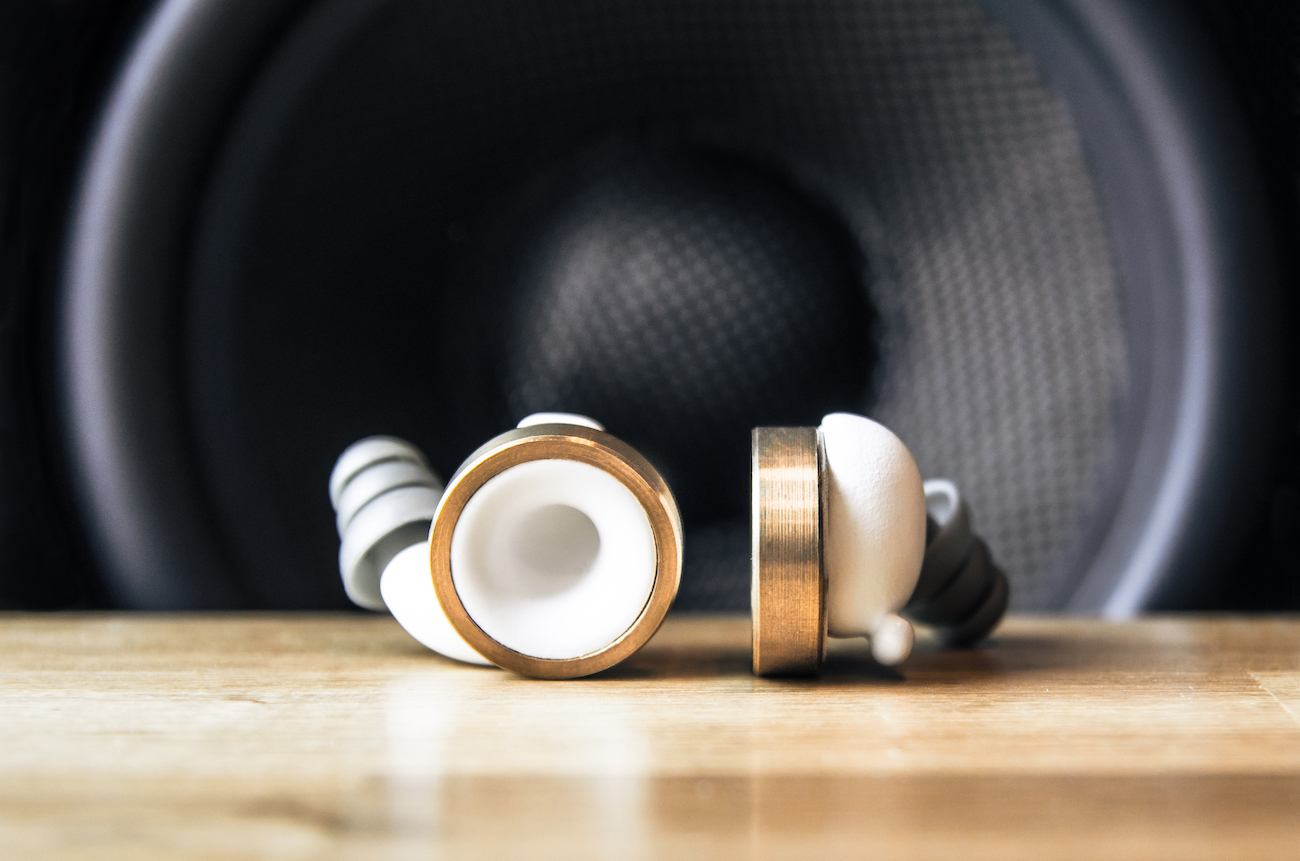Knops Adjustable Acoustic Hearing Buds