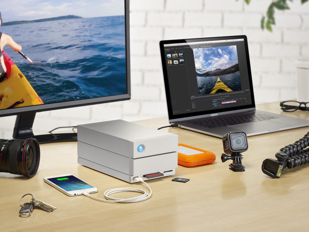 LaCie 2big Thunderbolt 3 Dock