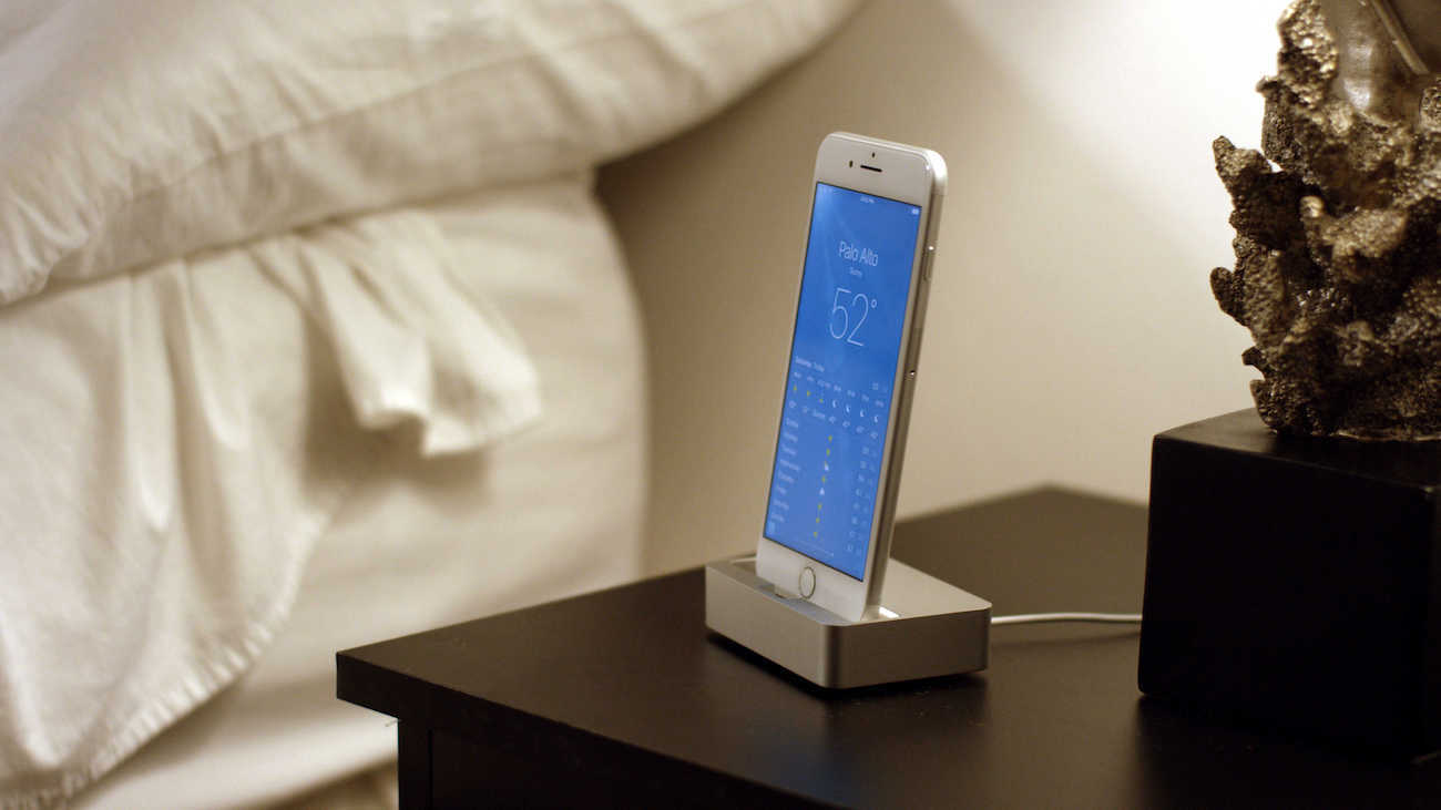 Lecan I/O – The iPhone Dock Reinvented