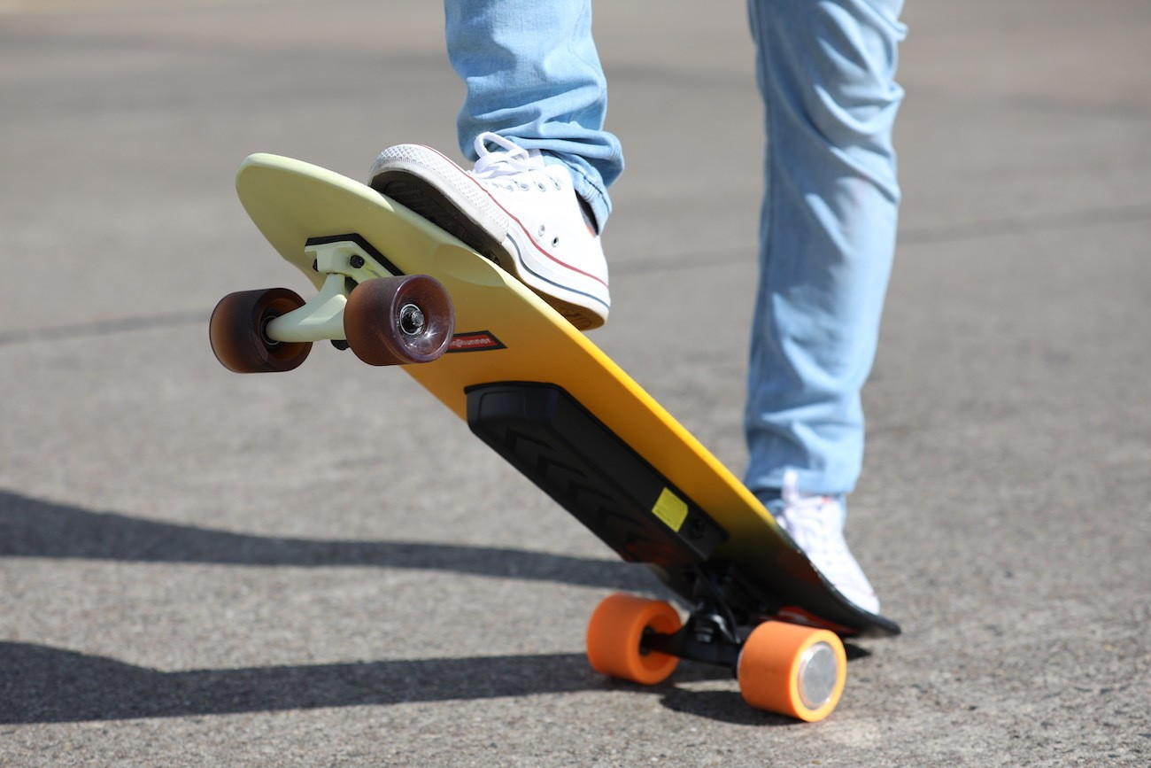 LongRange High-Power E-Skateboard
