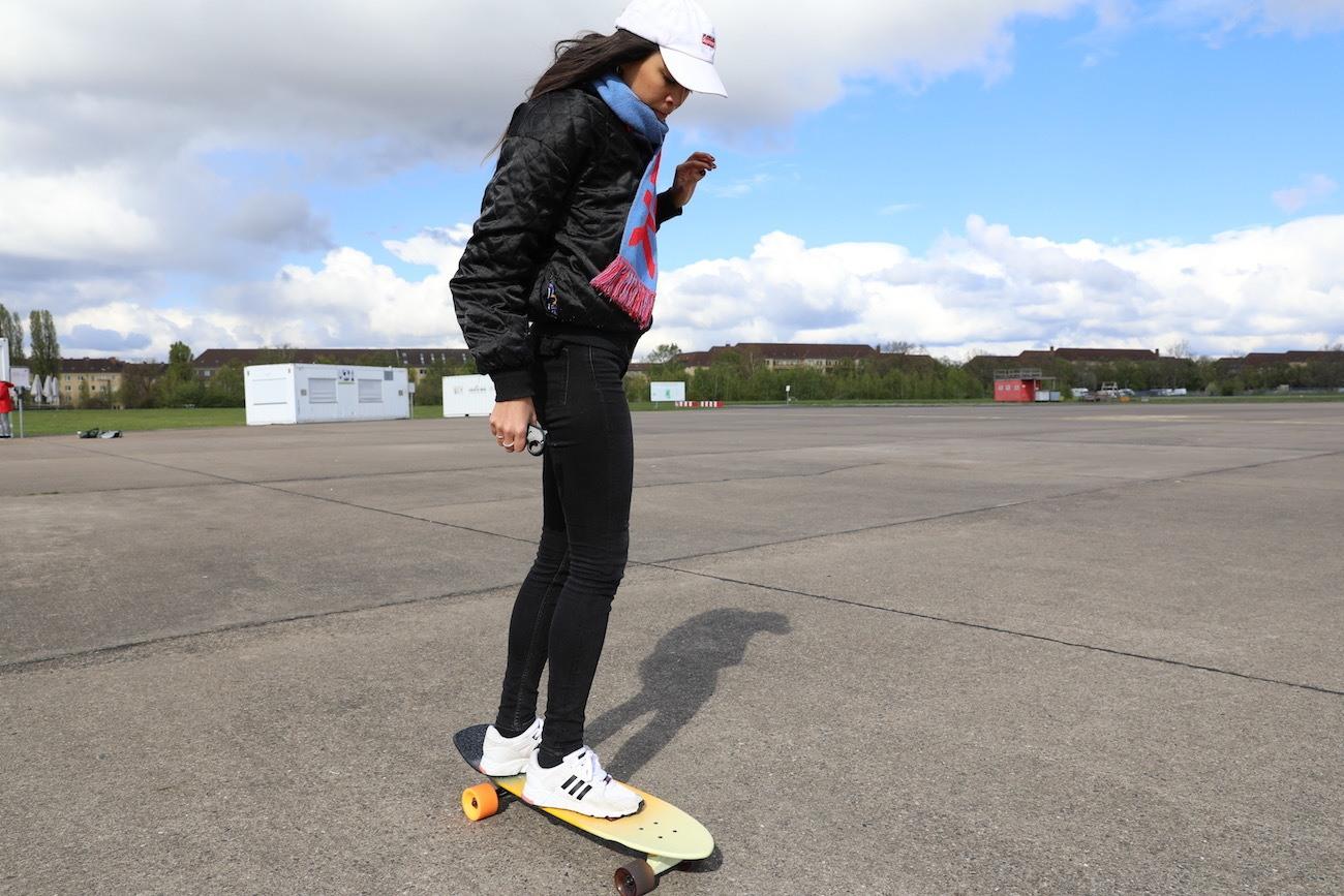 LongRange High-Power E-Skateboard