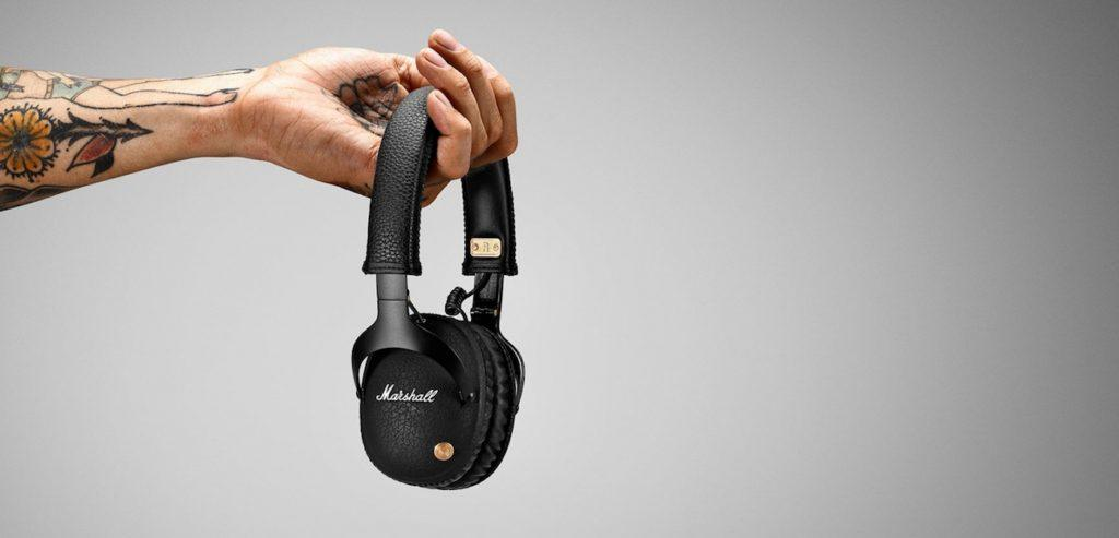 Marshall+Monitor+Bluetooth+Headphones