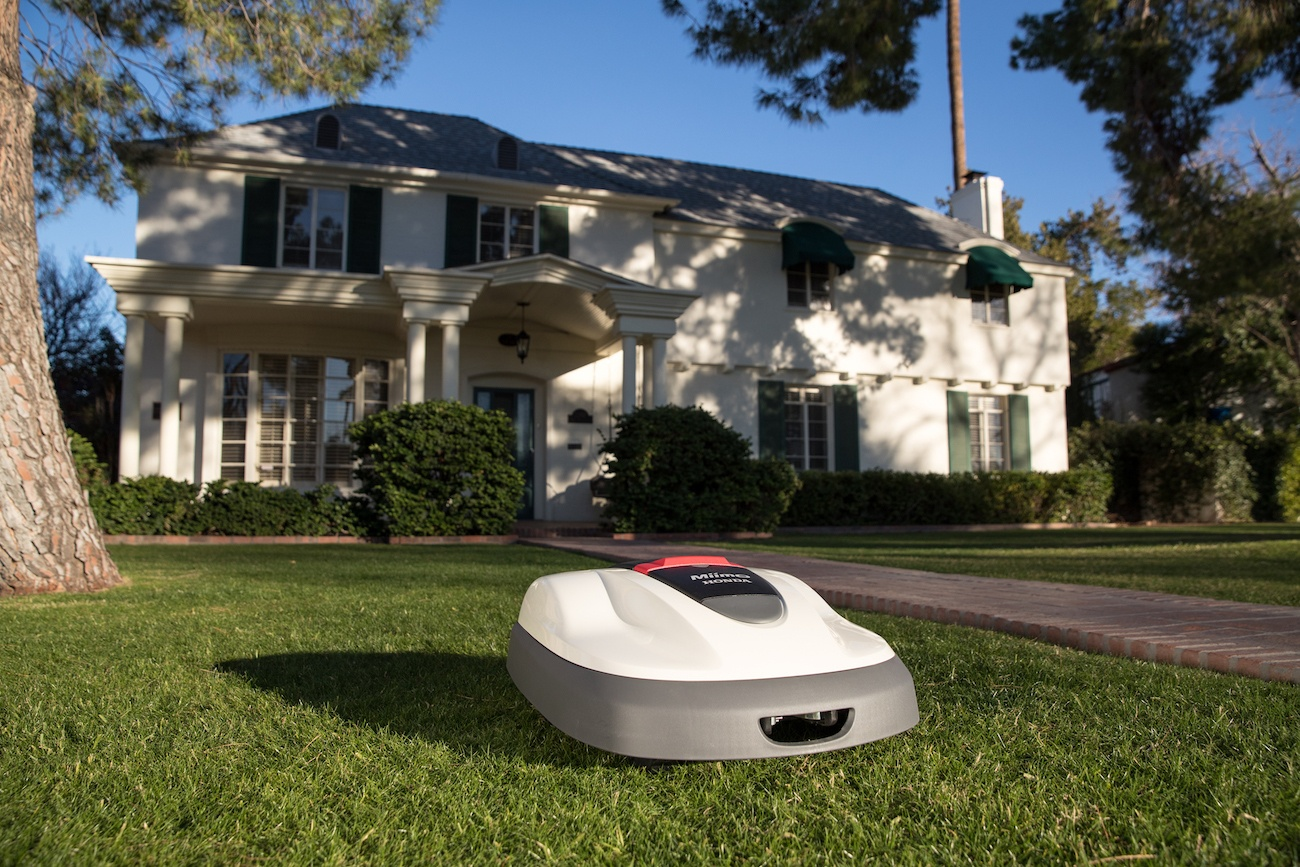 Miimo Robotic Lawn Mower 187 Gadget Flow
