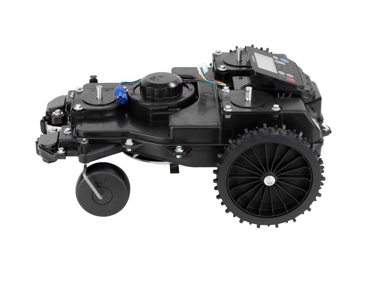Miimo Robotic Lawn Mower 187 Gadget Flow