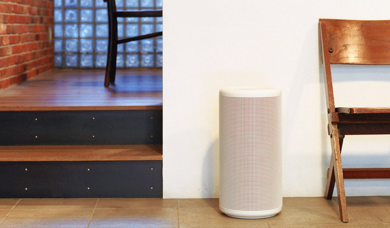 Muji Powerful Air Purifier