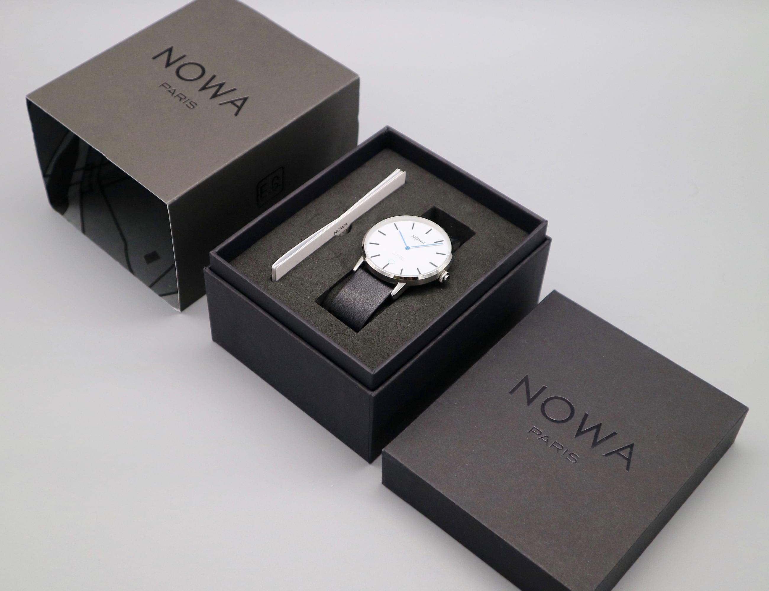 NOWA Shaper Ultra-Thin Hybrid Smartwatch