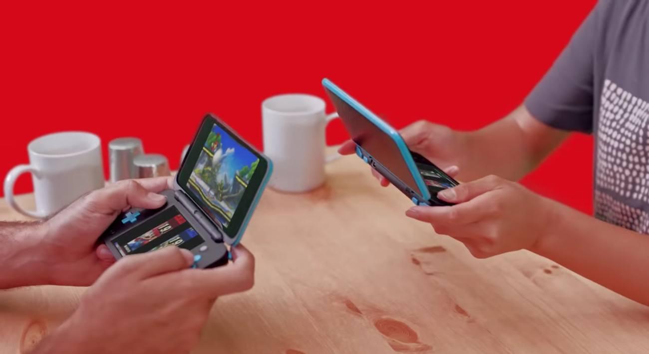 Nintendo 2DS XL System