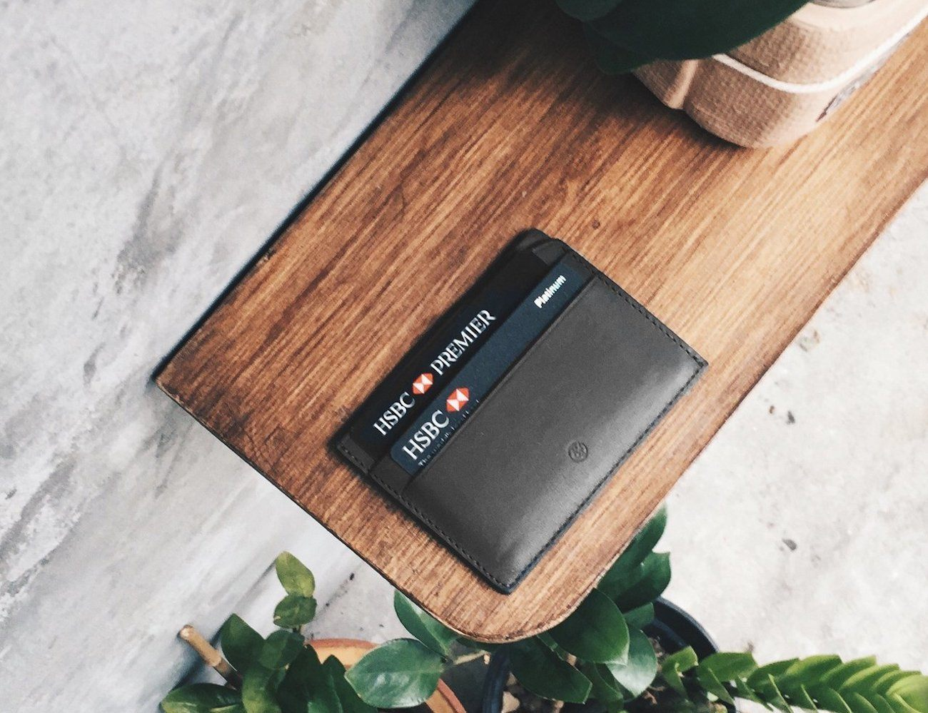 Nolan 2.0 Leather Card Holder