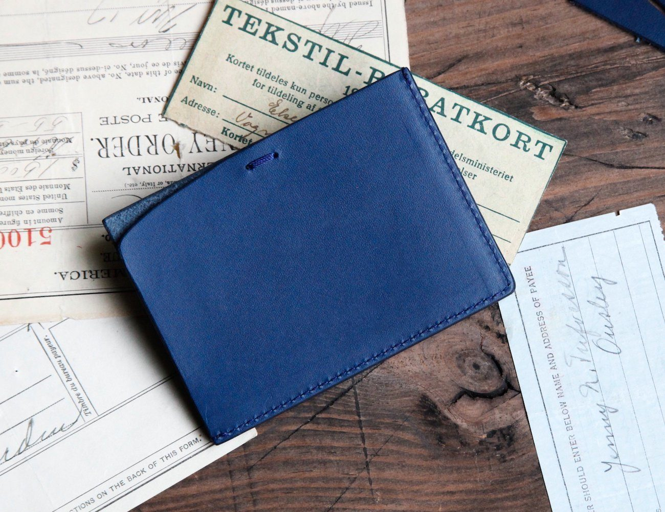 Nolan 2.0 Leather Card Holder