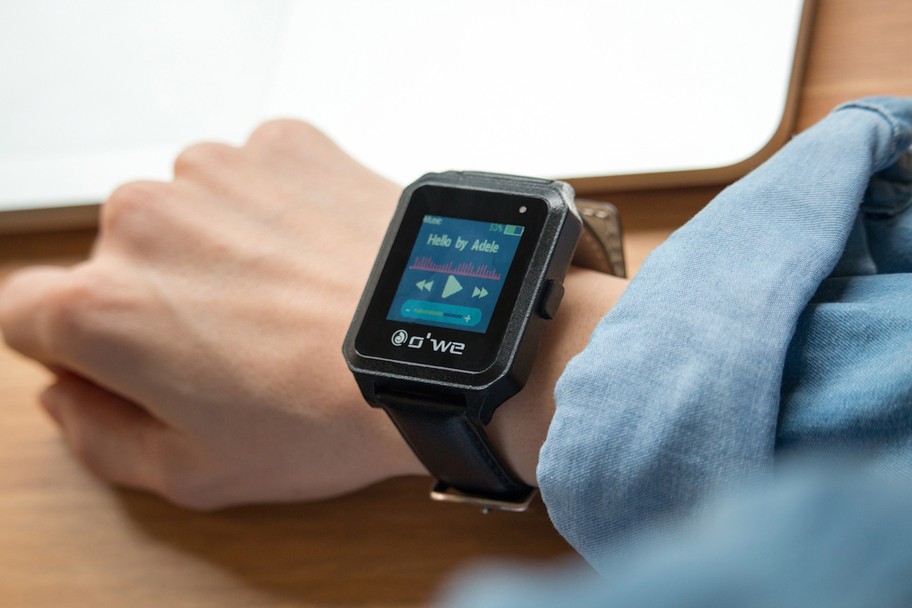 The World's First UV Focused Smartwatch