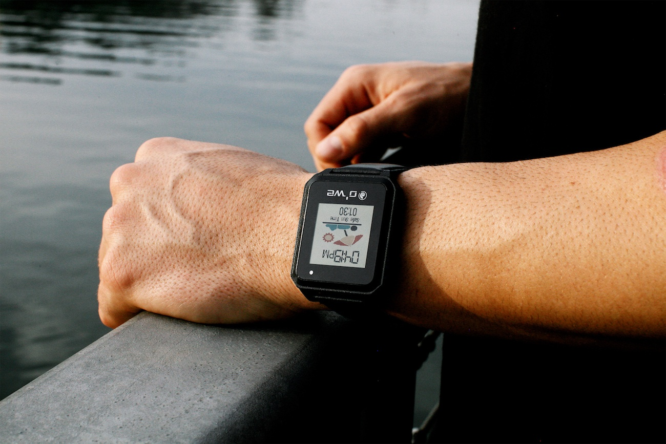 The World's First UV Focused Smartwatch » Gadget Flow