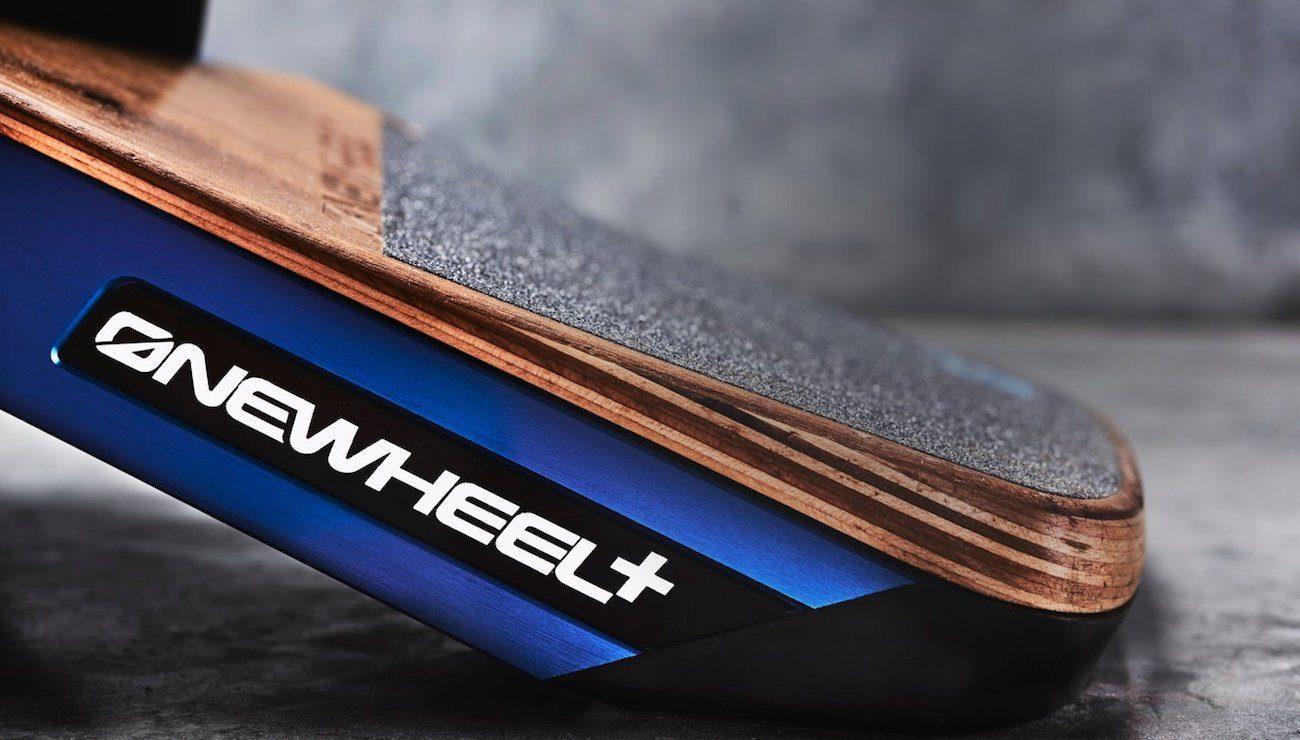 Onewheel+ Mono-Wheel Hoverboard
